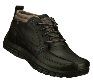 Black Skechers Relaxed Fit: Masen - Arceo