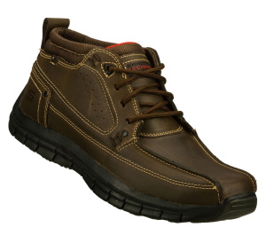Brown Skechers Relaxed Fit: Masen - Arceo