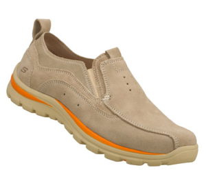 Natural Skechers Relaxed Fit: Superior - Bates