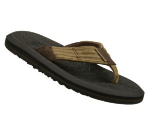 BrownBrown Skechers Tantric - Ervin