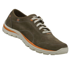 Gray Skechers Relaxed Fit: Superior - Celeb