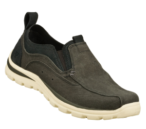Silver Skechers Relaxed Fit: Superior - Morton