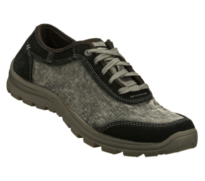 Black Skechers Relaxed Fit: Superior - Darden