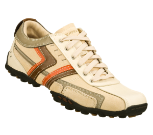 Natural Skechers Relaxed Fit: Talus - Valey