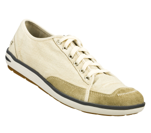 White Skechers Relaxed Fit: Naven - Cone