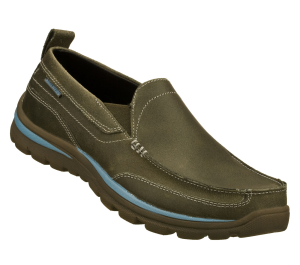 BlueGray Skechers Relaxed Fit: Superior - Nestor