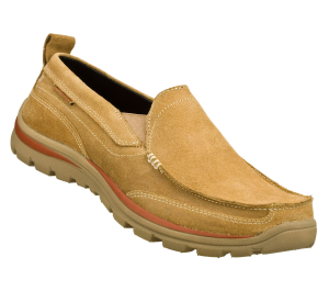 Natural Skechers Relaxed Fit: Superior - Nestor