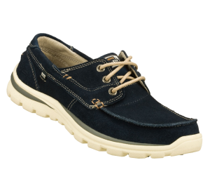 NavyNavy Skechers Relaxed Fit: Superior - Darcio