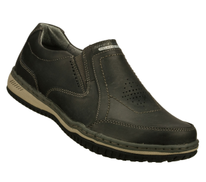 Black Skechers Relaxed Fit: Starline - Vailor