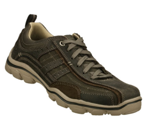 Gray Skechers Relaxed Fit: Montz - Reyvon