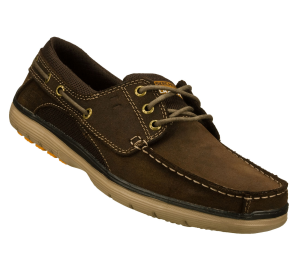 Brown Skechers Relaxed Fit: Arcos - Lamson