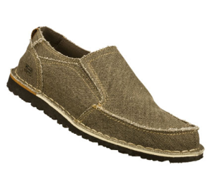 Brown Skechers Relaxed Fit: Golson - Holds