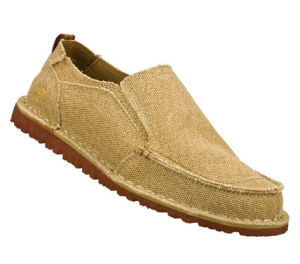 Natural Skechers Relaxed Fit: Golson - Holds