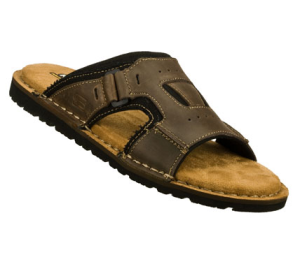 Brown Skechers Relaxed Fit: Golson - Volume