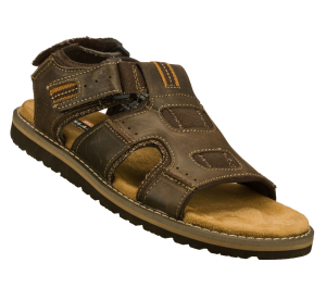 Brown Skechers Relaxed Fit: Golson - Garzas