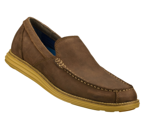 Brown Skechers Ryles