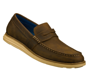 Brown Skechers Mixville