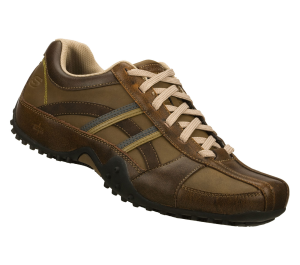 Brown Skechers Work: Rockland - Systemic