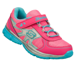 Pink Skechers Speedees