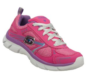 MultiPink Skechers Lite Dreamz
