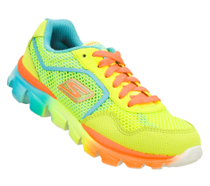 AquaYellow Skechers Skechers GOrun Ride - Ultra