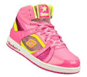 GreenPink Skechers Sugarcanes - Candy Cutie