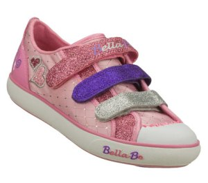 MultiPink Skechers Curtsies - Triple Twirl