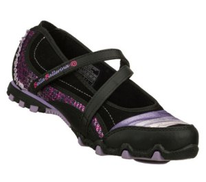 Black Skechers Bella Ballerina: Prima - Prancy