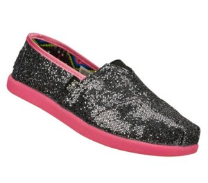 PinkSilver Skechers BOBS WORLD1