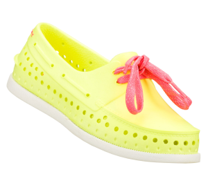 WhiteYellow Skechers Finders Keepers