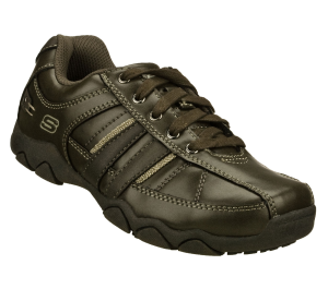 GrayBlack Skechers Relaxed Fit: Diameter - Bennett