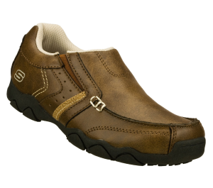 Brown Skechers Relaxed Fit: Diameter - Chandler