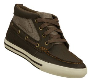 Brown Skechers Planfix - Rowen