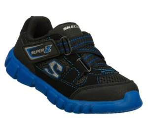 BlueBlack Skechers Mini Flex - Mischiefs