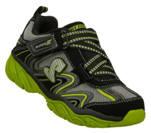 GreenBlack Skechers Ragged - Motley