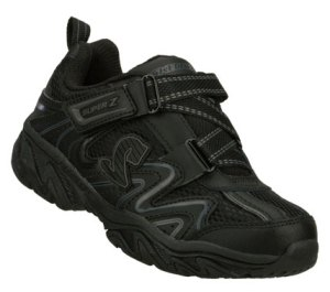 Black Skechers Ragged - Motley
