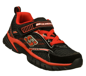 RedBlack Skechers Raze - Plair