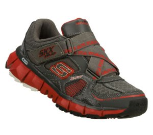 RedGray Skechers X 2.0 - Wit