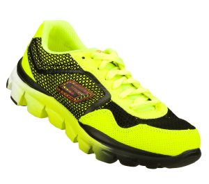BlackYellow Skechers Skechers GOrun Ride - Supreme