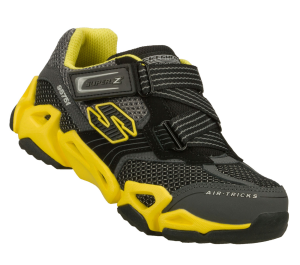 YellowGray Skechers Air-Mazing Kid: Fierce Flex - Gravitron