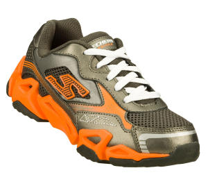 OrangeSilver Skechers Air-Mazing Kid: Fierce Flex