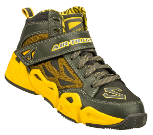 YellowGray Skechers Air-Mazing Kid:  Hoopz