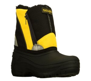 YellowBlack Skechers Brumal - Carbuncle
