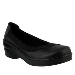 Black - Wide Spring Step Pro Belabank