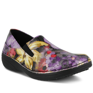 Spring Step Pro Ferrara : Purple Multi - Womens