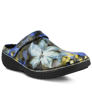 Spring Step Pro Kilkenny : Blue Multi - Womens