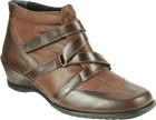 Brown Spring Step Allegra