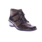 Spring Step Allegra : Brown Patent - Womens