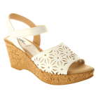 White Spring Step Amelie