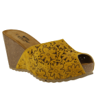 Spring Step Bojana : Yellow - Womens